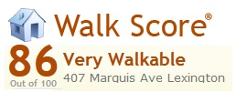 Marquis Middle Walkscore